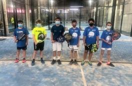 Victoria del Club Padel Vilanova Federado Kids por 1-2 frente al CPI