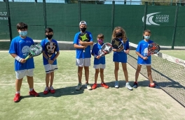 El Club Padel Vilanova Federado Kids finaliza la temporada en 3ª posición de la Liga Catalana FCP