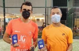 Albert Villalgordo y Fran Vila, Campeones Torneo Masculino 2ª Categoría