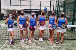 <p>El equipo Padelcat Femenino D gana 2-1 al Club Padel Cornella A</p>