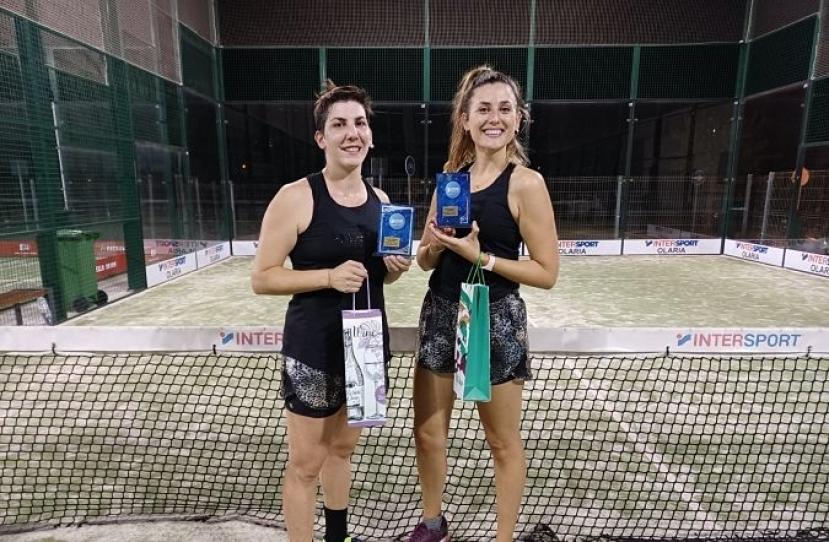 Clara Mezquita y Marta Domenech, Campeonas Consolación Torneo Femenino 4ª Categoría