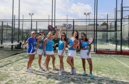 <p>Nuestro equipo Federado Femenino D gana 3-0 al Tenis Despí</p>