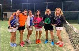 <p>Nuestro equipo Padelcat Femenino A pierde 2-1contra el Club Tenis Vilafranca</p>