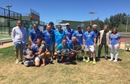 El Equipo Senior del Club Padel Vilanova, Campeón de Catalunya 2ª categoría
