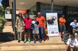 Gerard Sánchez Alonso y Alvaro Solá Sala, Subcampeones del Torneo de Menores Star's Padel