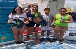 Gran éxito de los alumn@s de Padel Academy en el Torneo Super Gran Slam de Menores del FCP Maresme Padel CLub.