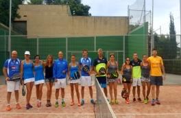 El Club Padel Vilanova Mixto se clasifica a las semifinales del Master Padelcat tras vencer por 2-1 al Can Busqué Igualada