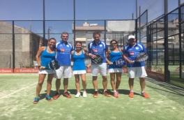 El Club Padel Vilanova Mixto se clasifica a la final del Masters Padelcat tras vencer por 2-1 al Olesa