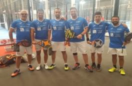 El Club Padel Vilanova Masculino Padelcat cae en las semifinales del Masters Padelcat 4ª Categoría