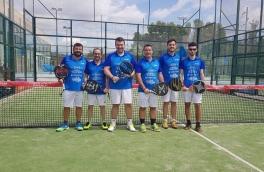 El Club Padel Vilanova Padelcat Masculino, Subcampeón de Liga y Clasificado a las eliminatorias del Masters