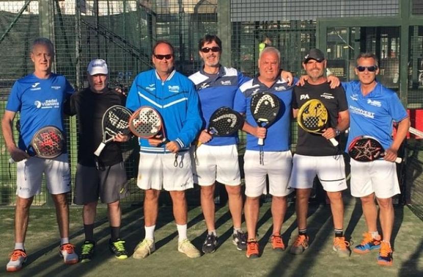 Club Padel Vilanova, Subcampeón de España Senior
