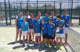 Club Padel Vilanova Menores, clasificado a Playoffs Liga Catalana Sub 16
