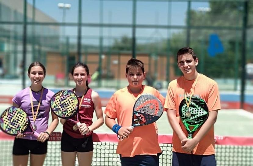 Alexander Gonzalez y Son Roque, Campeones Consolación Torneo Fin de Curso Nivel 4