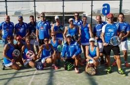 Club Padel Vilanova Mixto 2ª, clasificado a Semifinales Masters Liga Padelcat