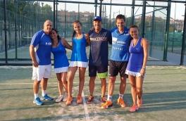 Club Padel Vilanova Mixto 2ª, clasificado a la Final Masters Liga Padelcat 2ª