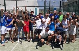 Club Padel Vilanova Mixto 3ª, clasificado a la Final Masters Liga Padelcat 3ª