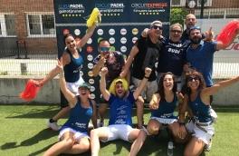 Club Padel Vilanova Mixto 3ª, Campeón Masters Liga Padelcat 3ª