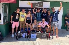 Éxito de nuestros jugadores en el Torneo Vueling Cup