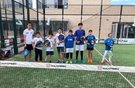 Debut con victoria del Club Padel Vilanova Kids por 1-3 frente al Gran Via Mar