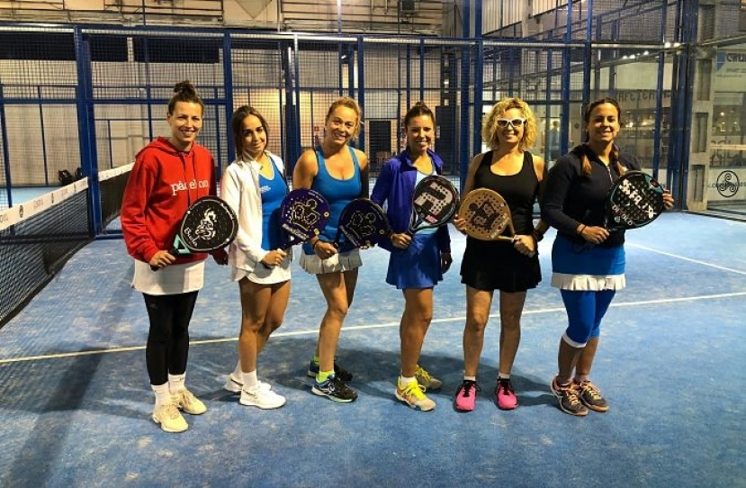 Derrota del Club Padel Vilanova Padelcat Femenino A por 2-1 frente al Padel Indoor Gava
