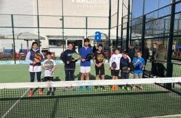 Victoria del Club Padel Vilanova Kids por 4-0 frente al Padel Cervelló