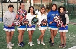 Victoria del Club Padel Vilanova Femenino C por 2-1 frente al Tenis Despi