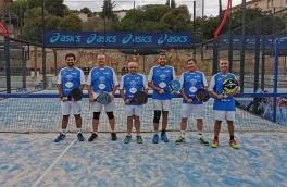 Club Padel Vilanova Padelcat Masculino B, clasificado al Masters tras vencer al Padel Riera por 3-0