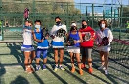 Victoria del Club Padel Vilanova Femenino C por 2-1 frente al Tennis Despí