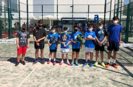 Club Padel Vilanova Kids, clasificado a la Final del Masters Padelcat