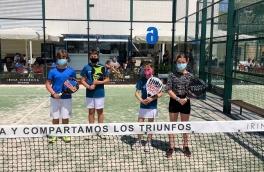 Victoria del Club Padel Vilanova Federado Kids por 2-1 frente al C.T. Andrés Gimeno